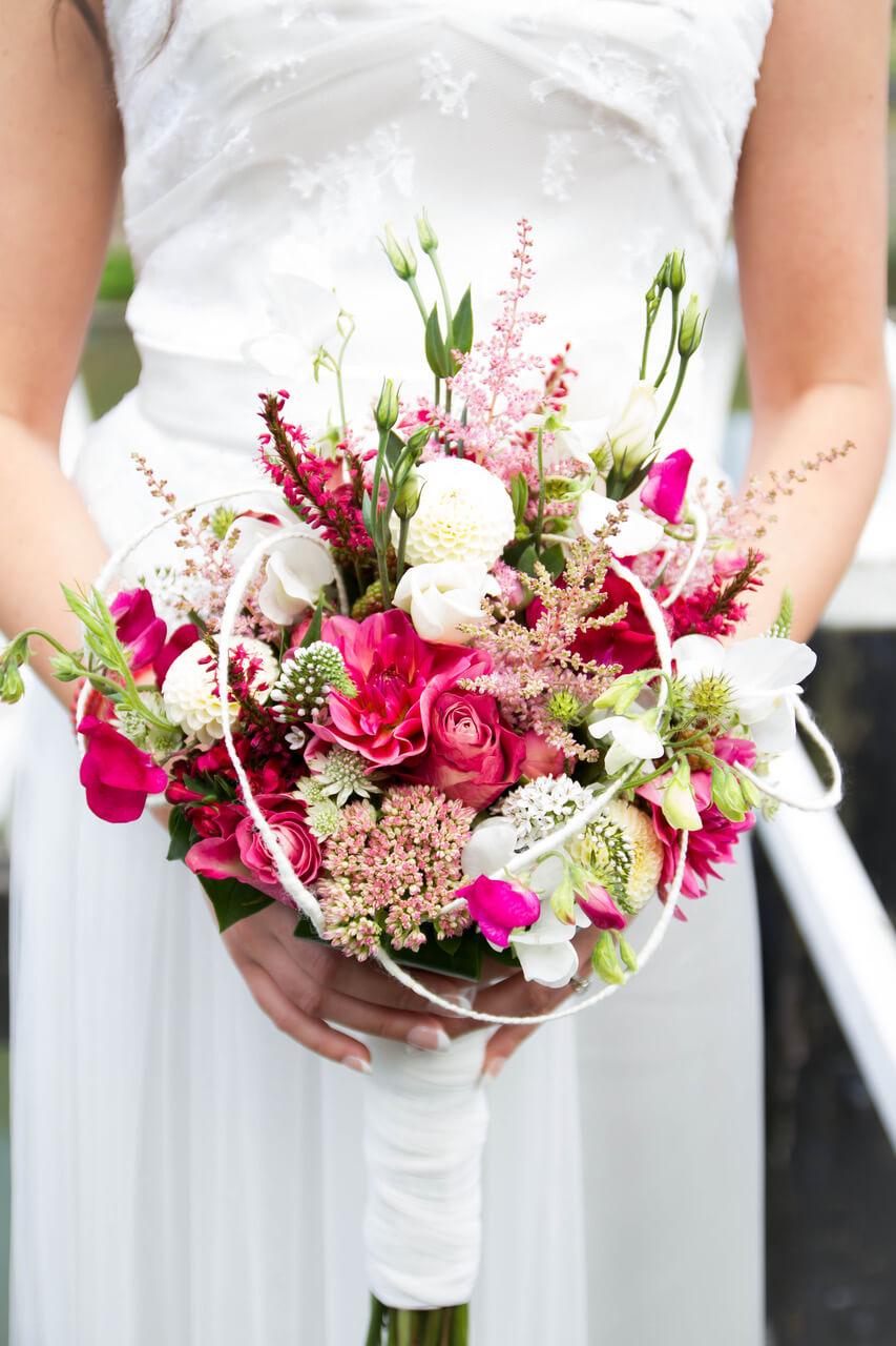 de mooiste bruidsboeketten van zwolle